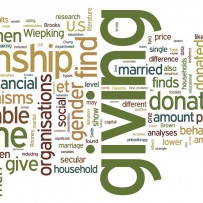 Who gives? A literature review of predictors of charitable giving. Part Two: Gender, family composition and income | Pamala Wiepking and René Bekkers
